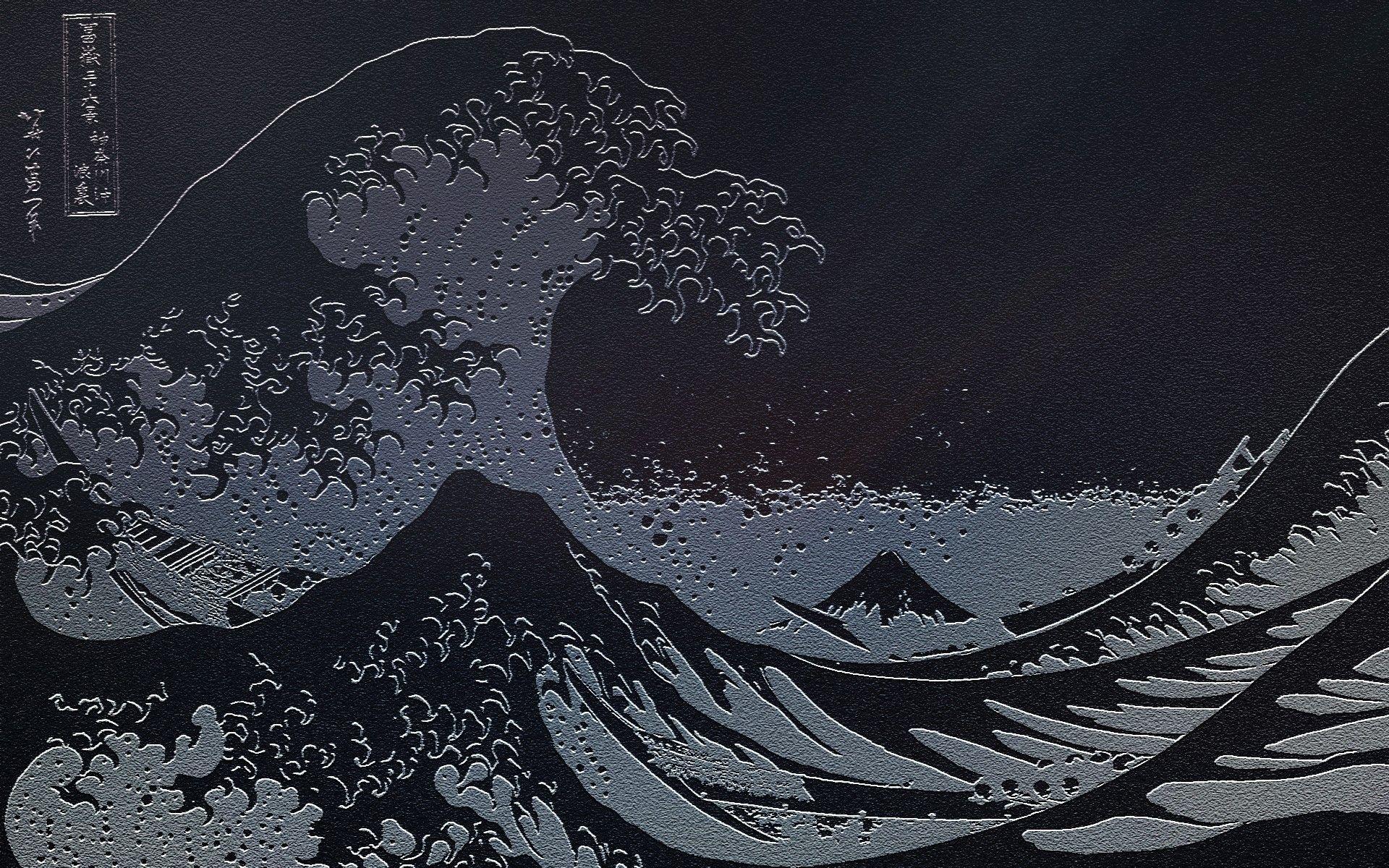 Japan Art Desktop Wallpapers - Wallpaper Cave