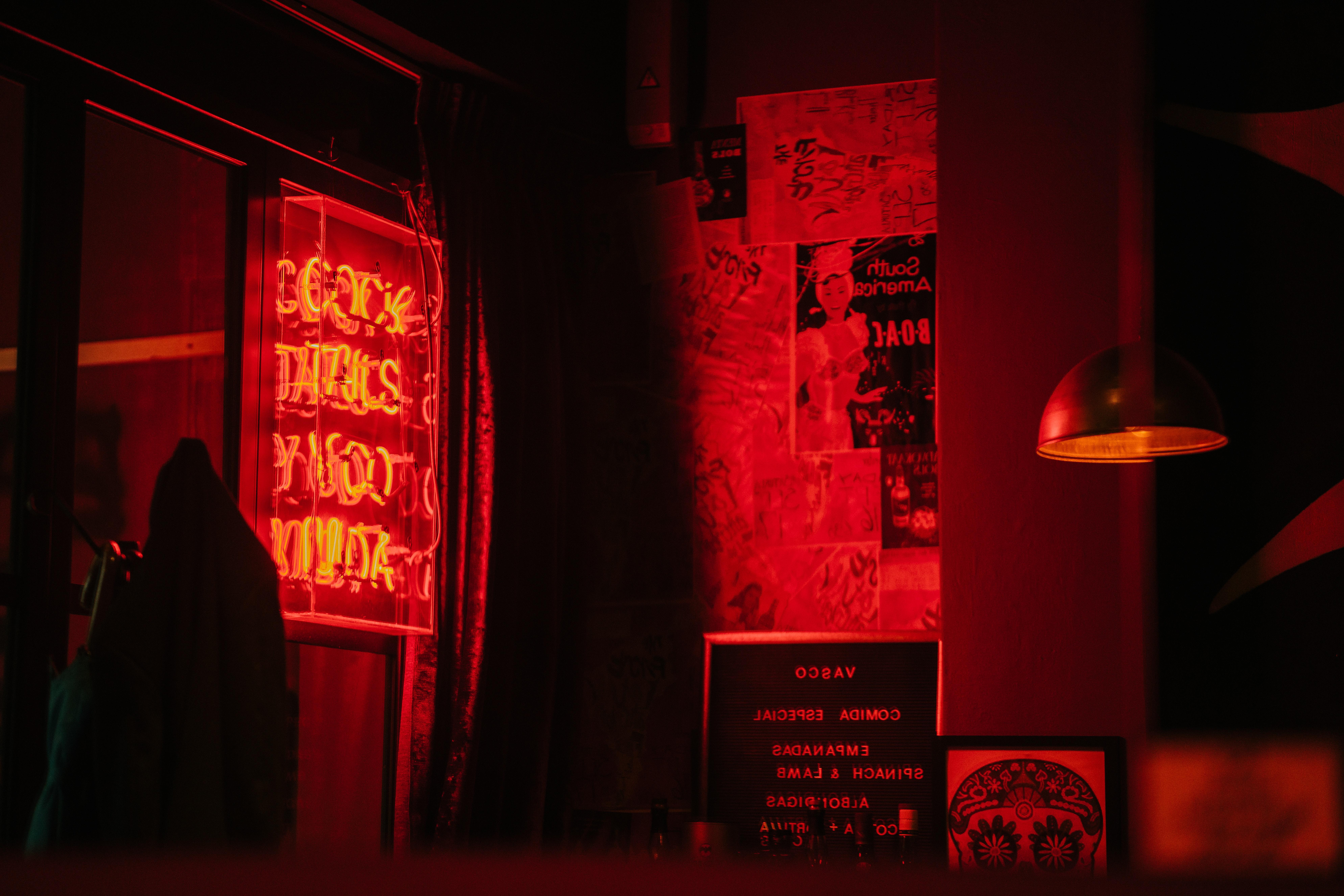Aesthetic Red Desktop Wallpapers Wallpaper Cave