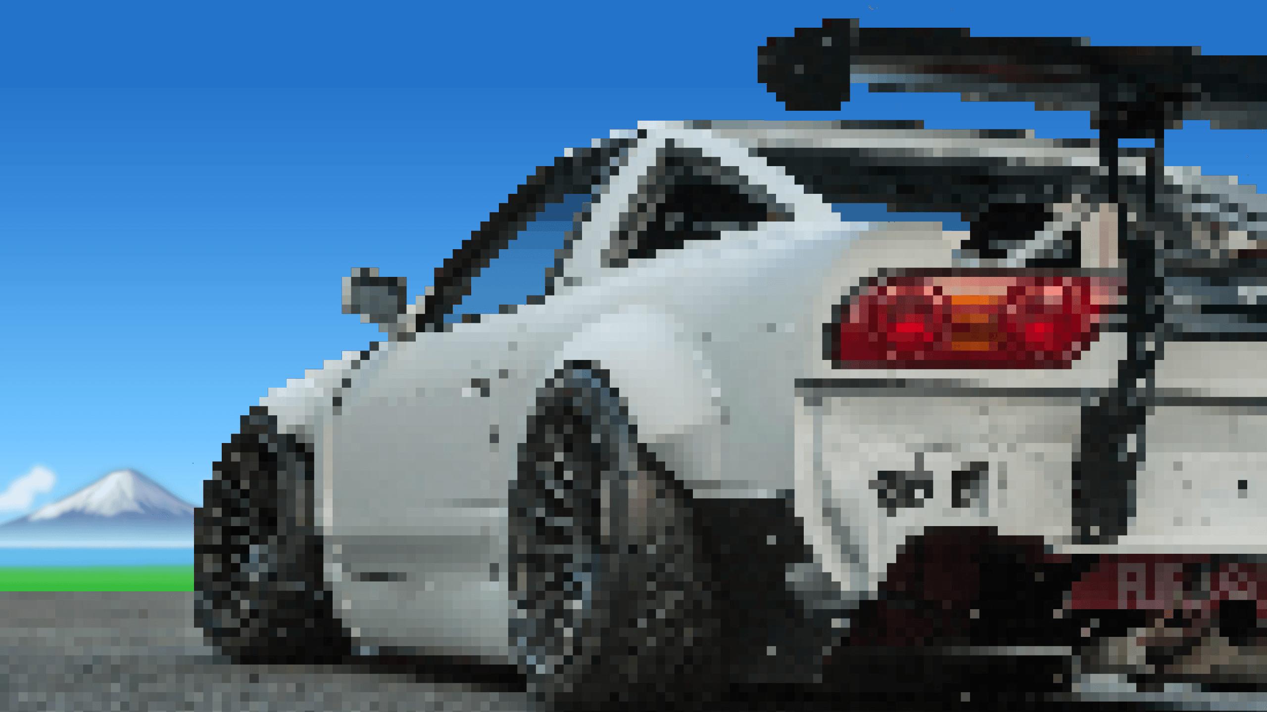 Pixel Car Wallpapers - Wallpaper Cave