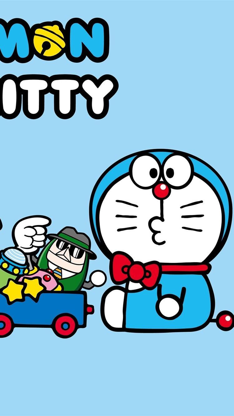 Iphone 7 Doraemon Wallpapers Wallpaper Cave