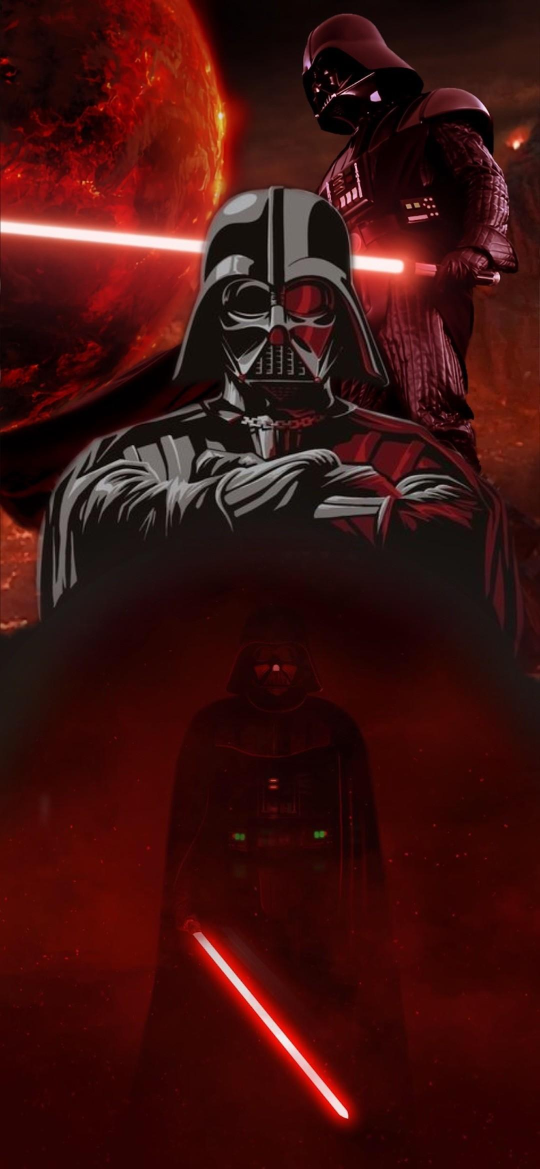 Darth Vader Star Wars Art Wallpapers Wallpaper Cave