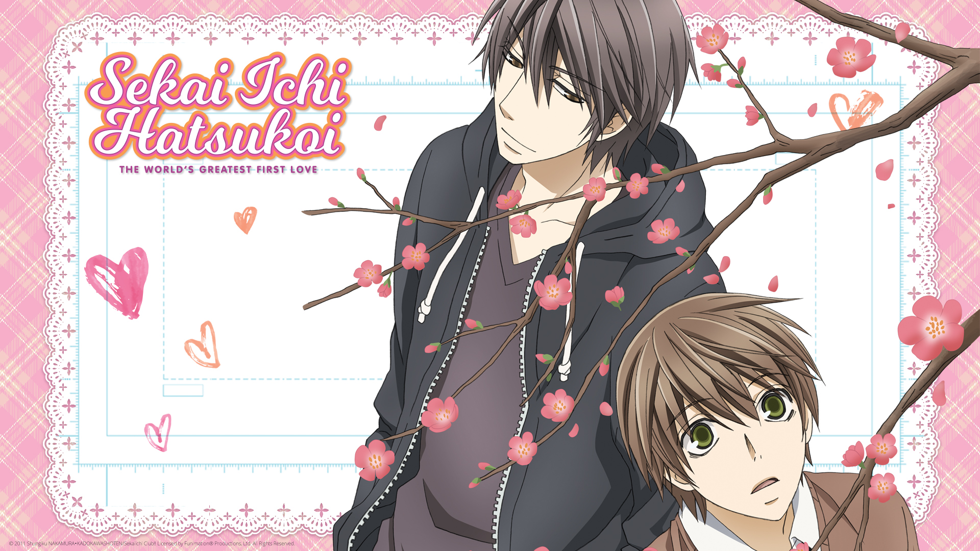 Sekai-ichi Hatsukoi Wallpapers - Wallpaper Cave