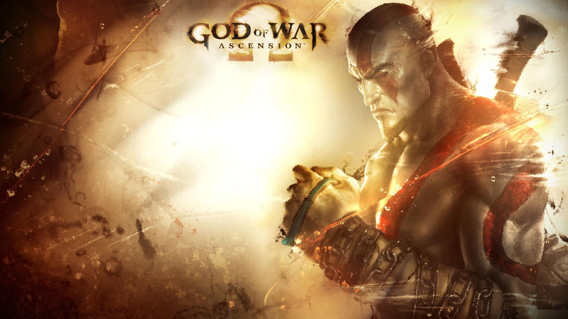 God Of War 3 Hd Desktop Wallpapers Wallpaper Cave