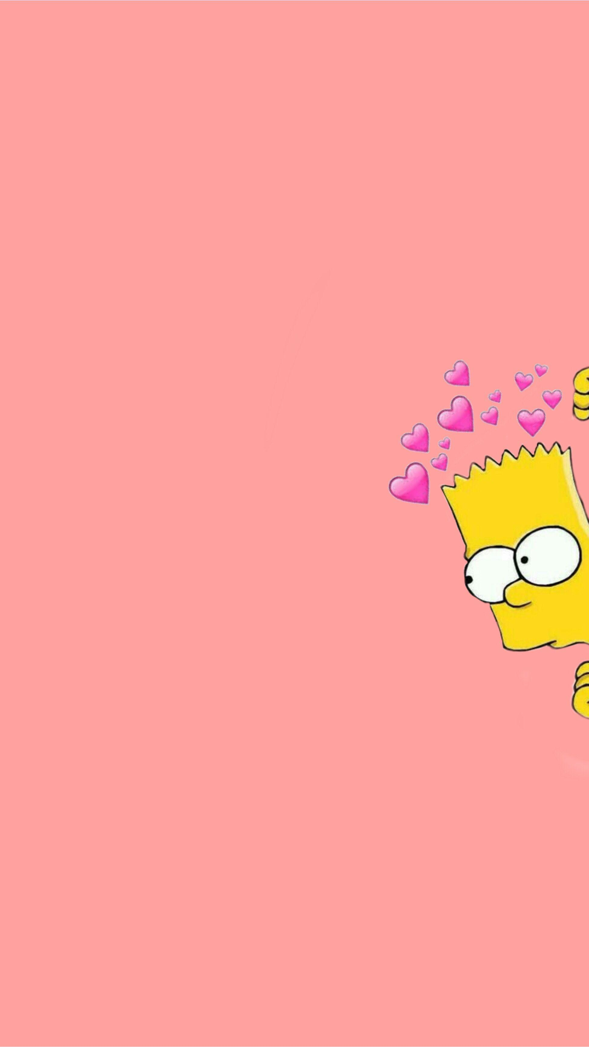 Aesthetic The Simpsons Wallpapers Wallpaper Cave