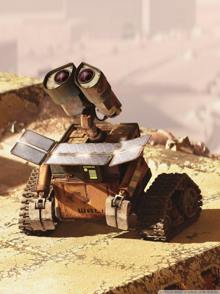 Wall E Mobile Wallpapers Wallpaper Cave