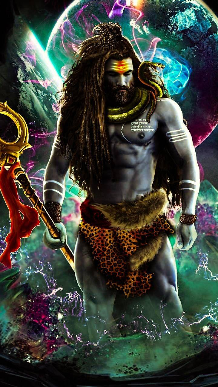 Lord Shiva For Phone Wallpapers Wallpaper Cave