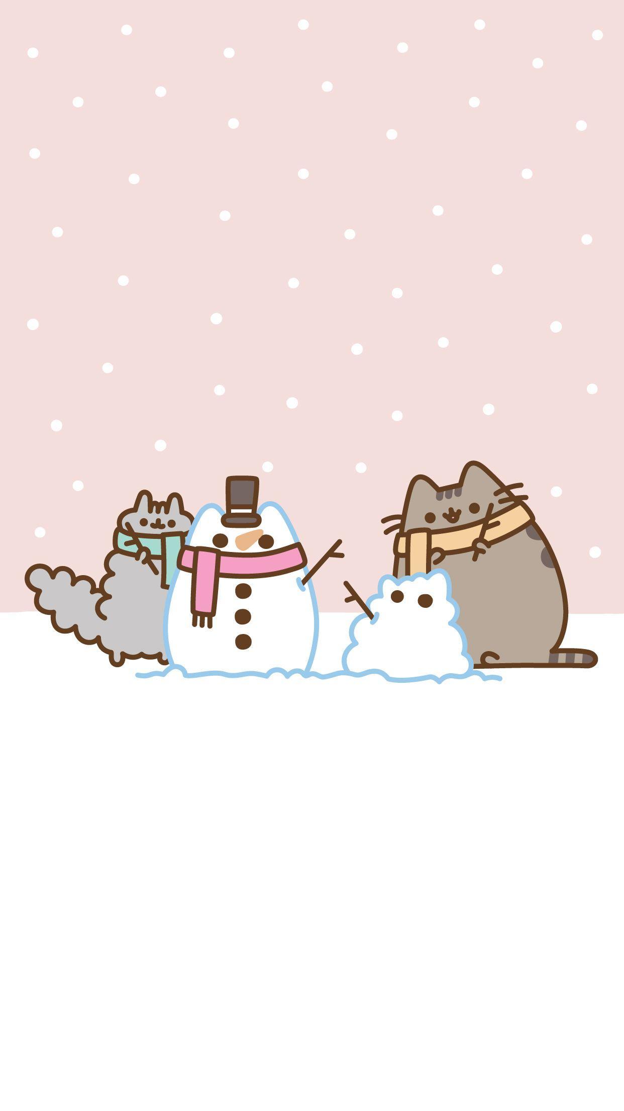 Pusheen Snow