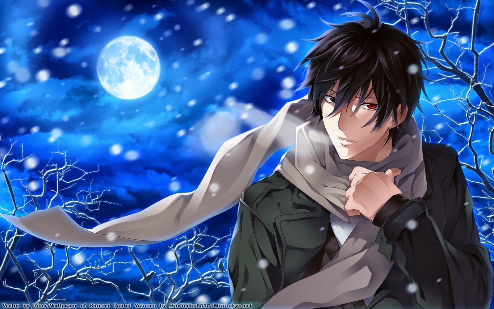 Cool Cute Anime Boy Wallpapers Wallpaper Cave