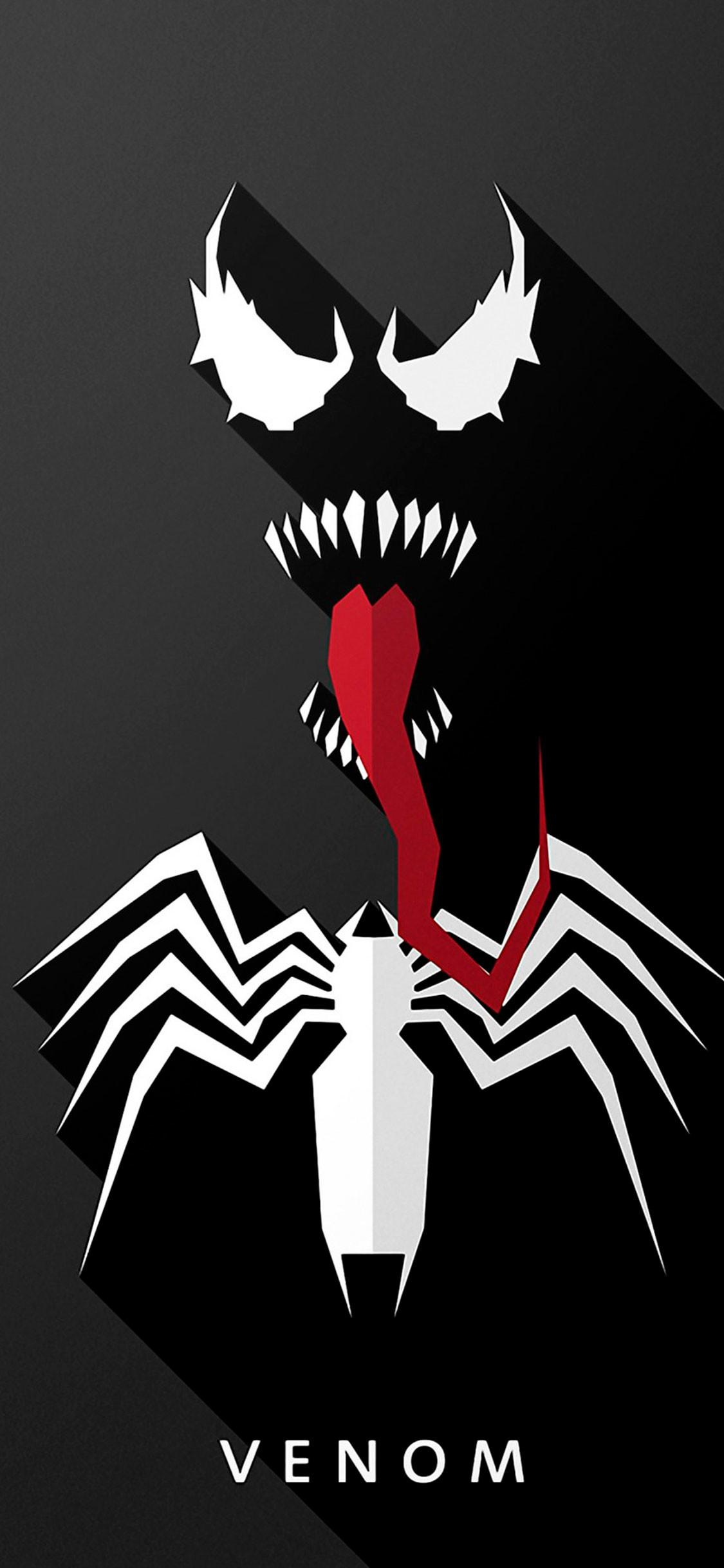 Venom 4k Iphone Wallpapers Wallpaper Cave