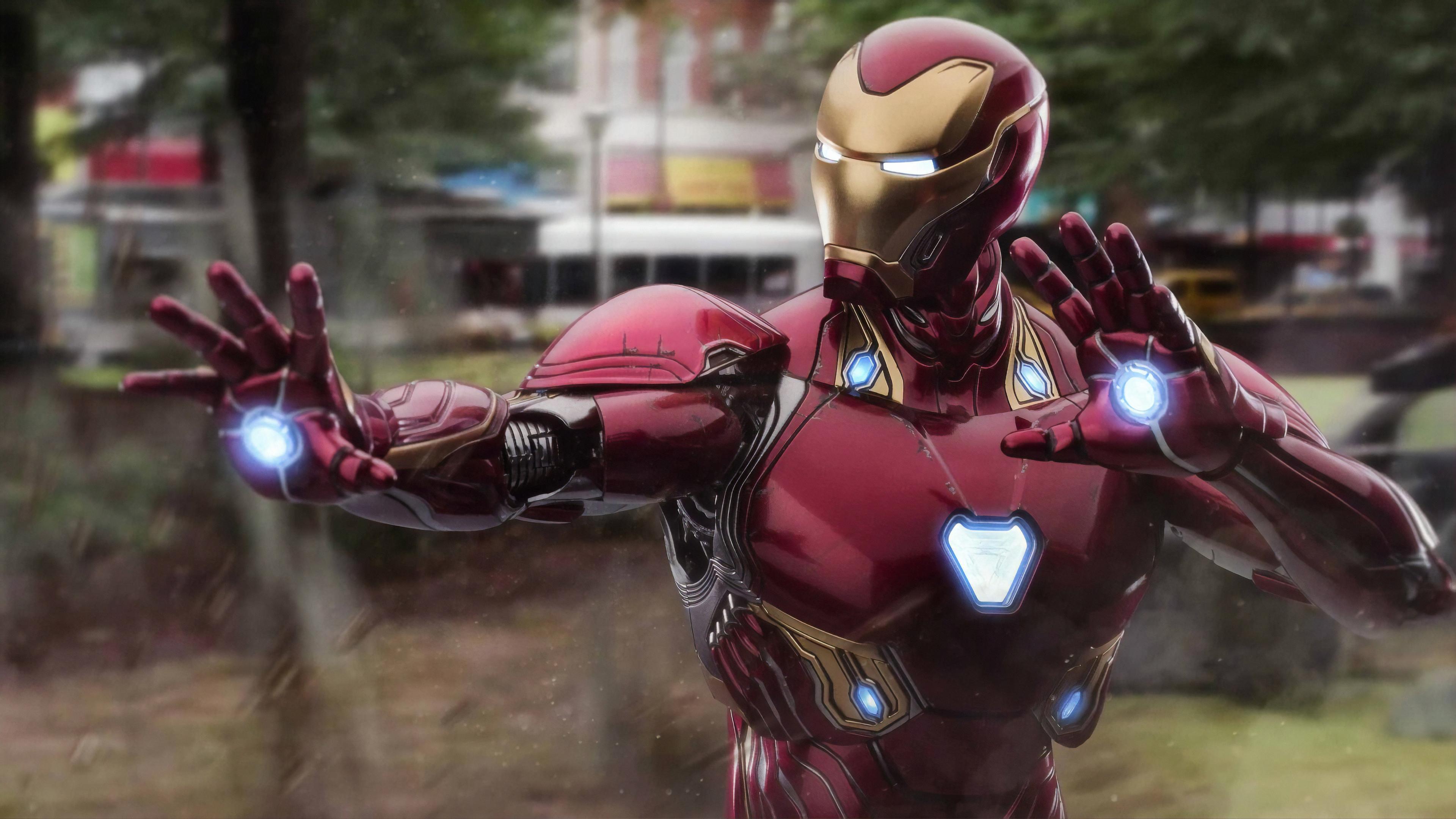 Iron Man Infinity War Desktop Wallpapers - Wallpaper Cave