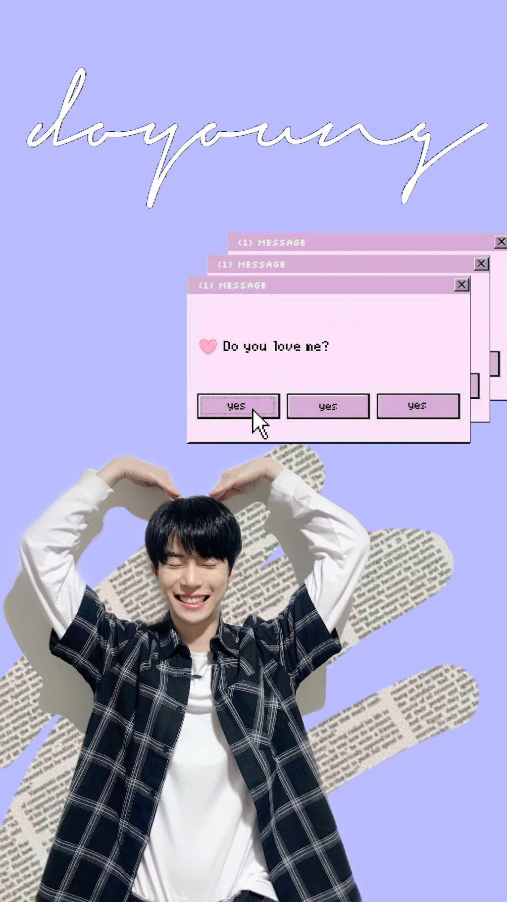 Doyoung Wallpapers Wallpaper Cave