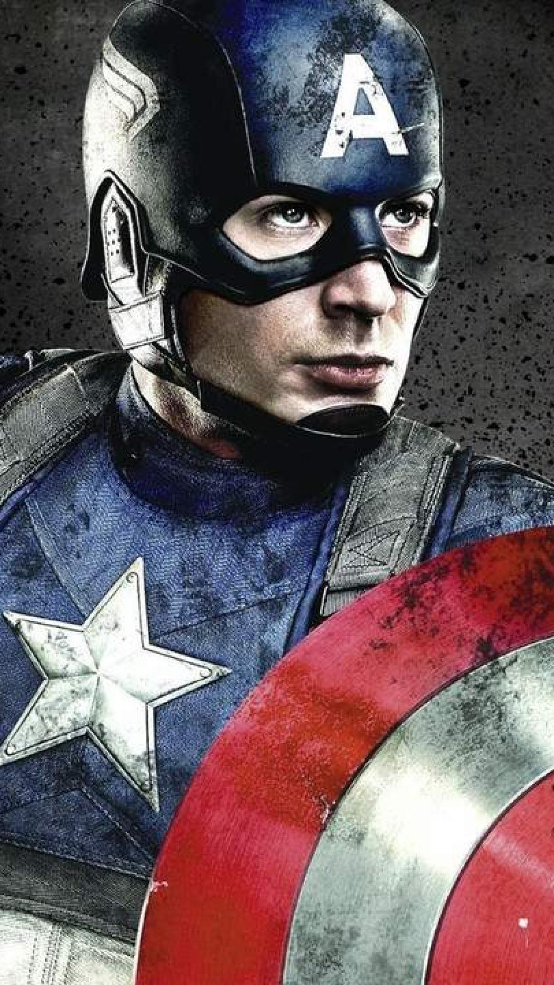 Captain America iPhone 6 Wallpapers