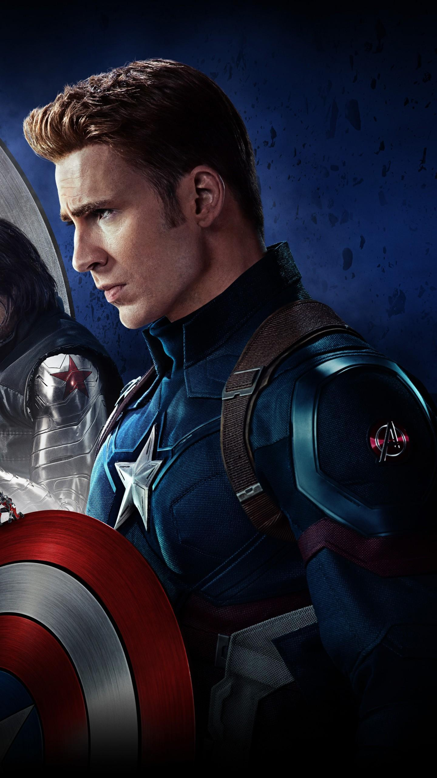 Captain America Hd Android Wallpapers - Wallpaper Cave