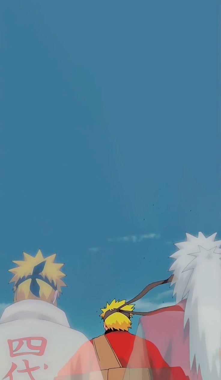 Cool Minato Wallpaper Iphone