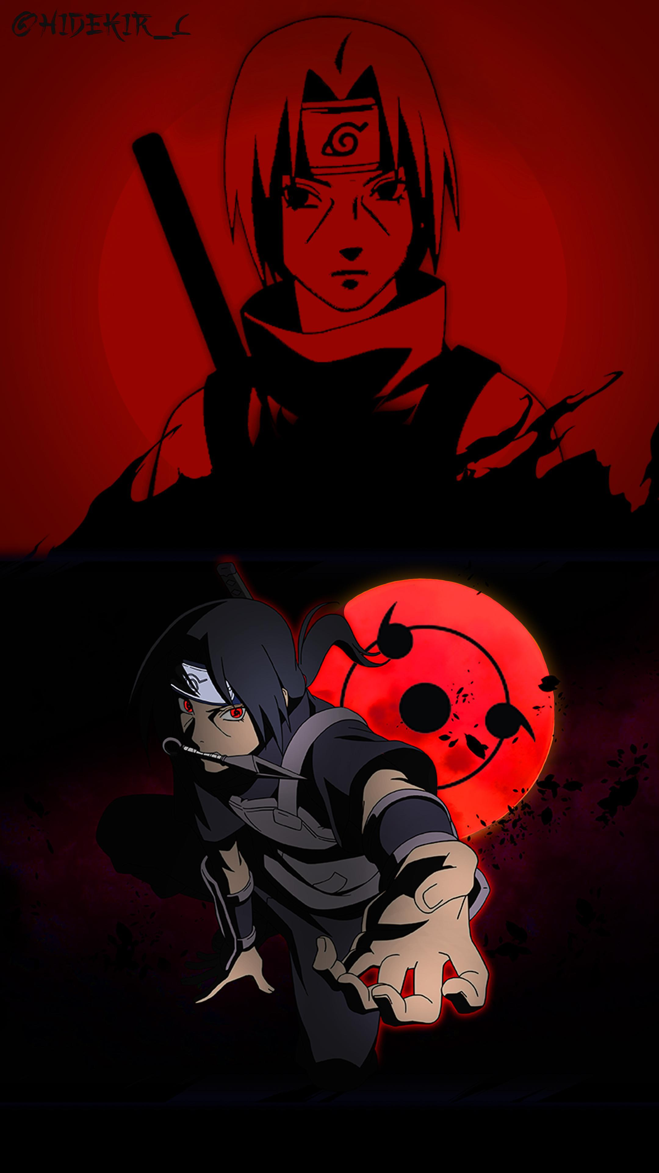 Itachi Cool Android Wallpapers - Wallpaper Cave