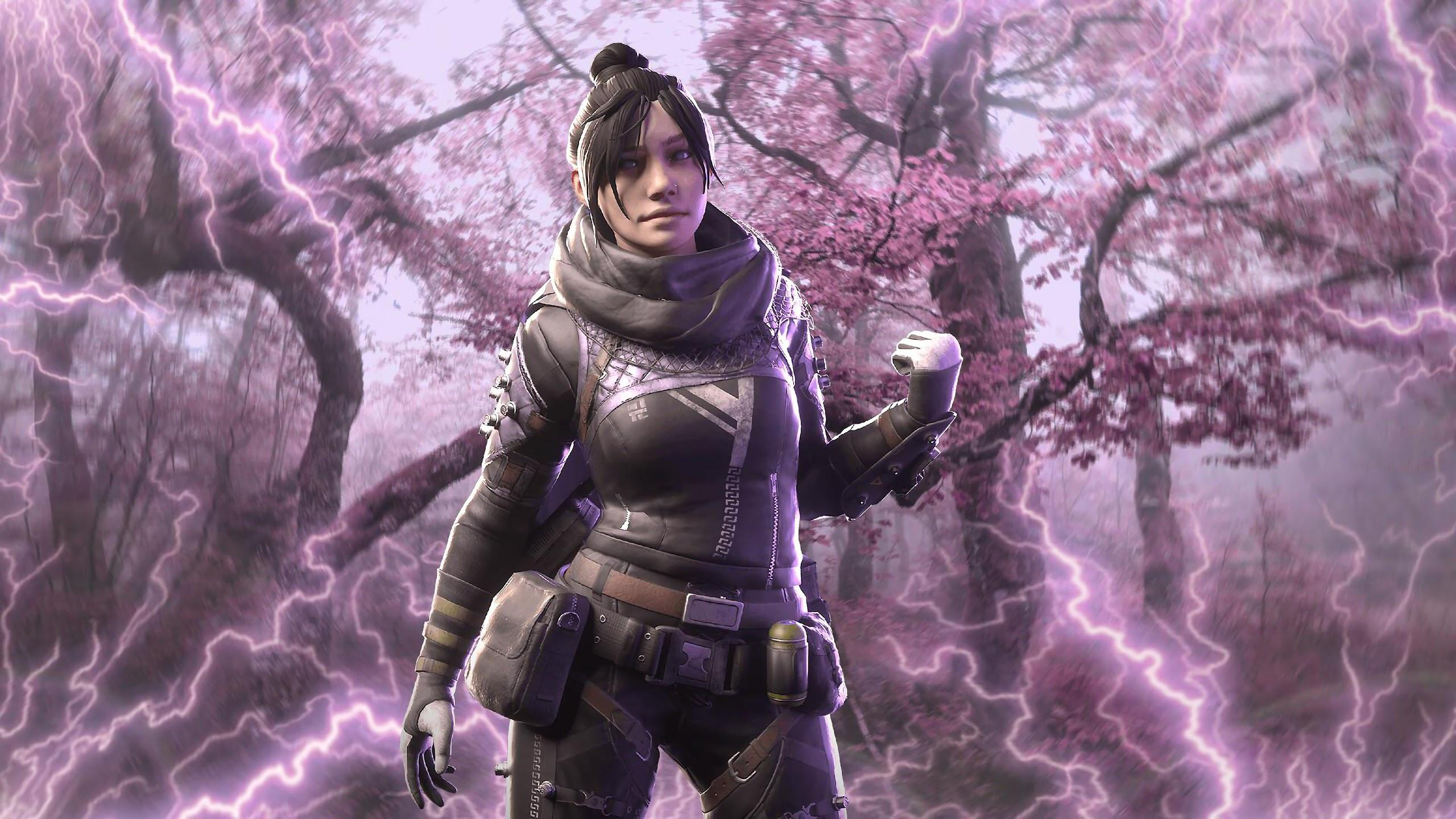 Apex Legends Wraith HD Wallpapers - Wallpaper Cave