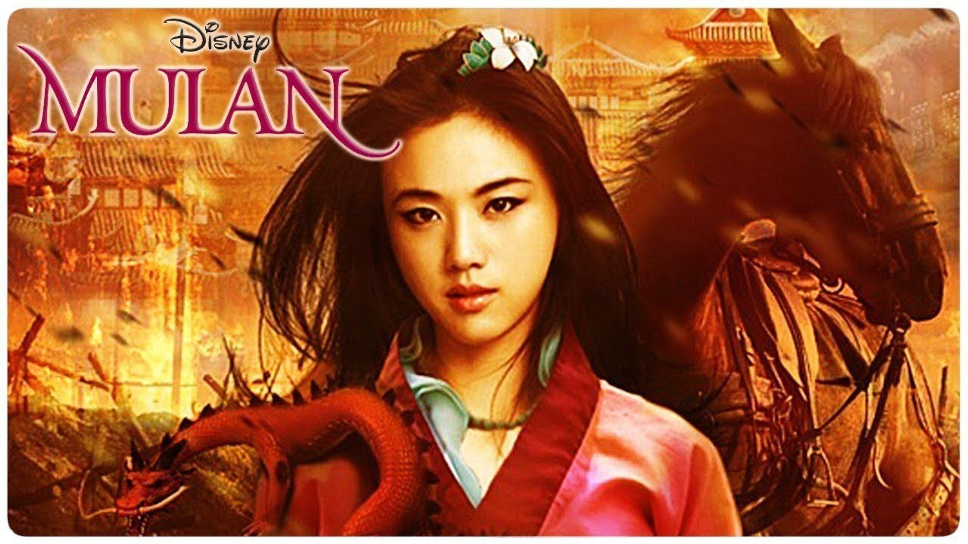 Mulan 2020 Wallpapers Wallpaper Cave