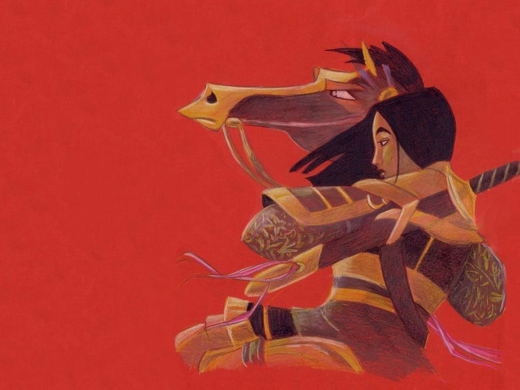 Mulan 2020 Wallpapers Wallpaper Cave