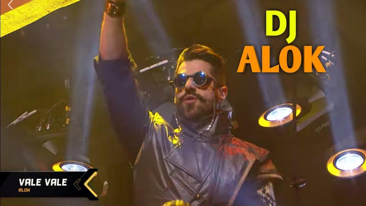 Free Fire Dj Alok Wallpapers Wallpaper Cave