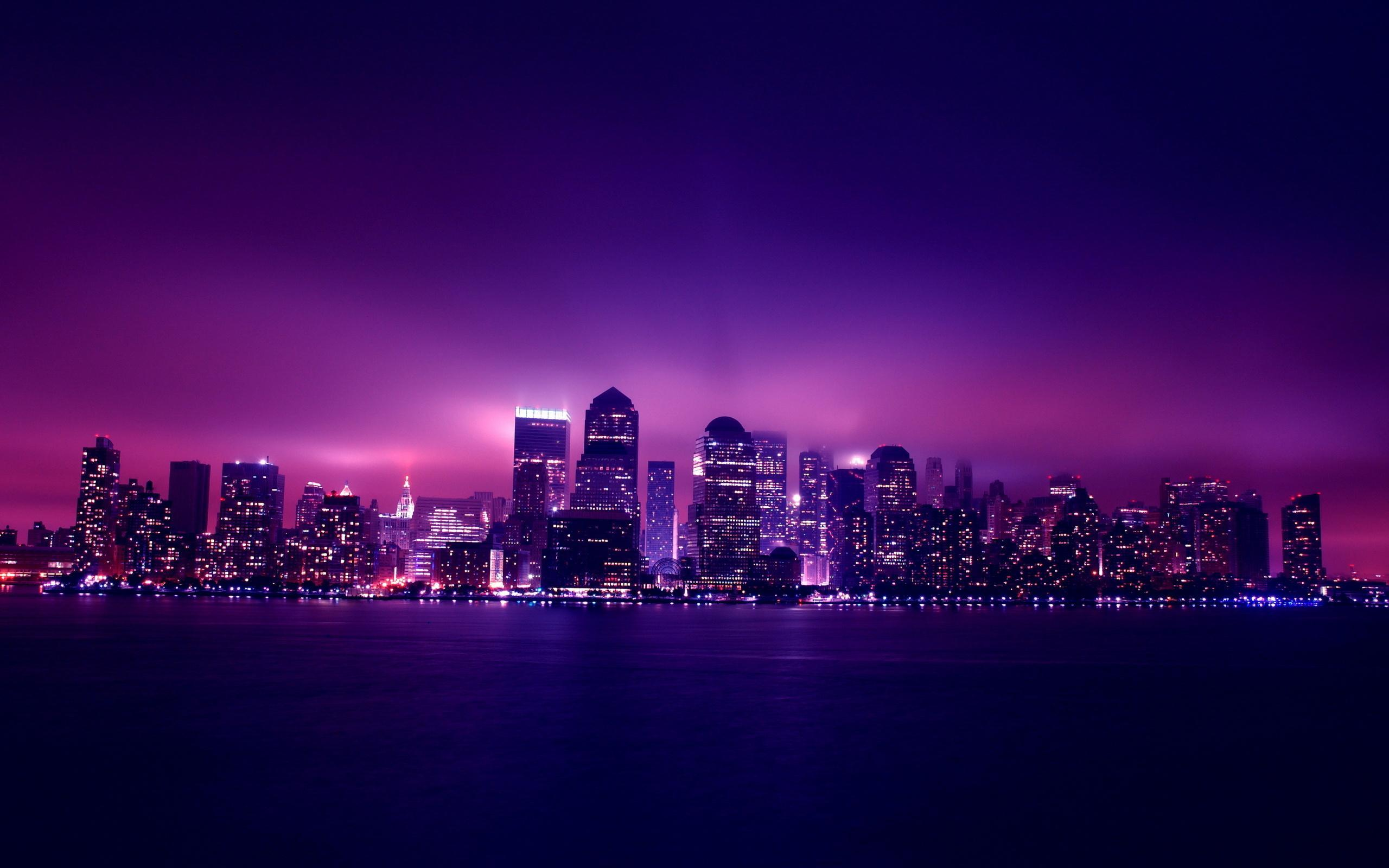 Aesthetic Night City Pc Hd Wallpapers Wallpaper Cave