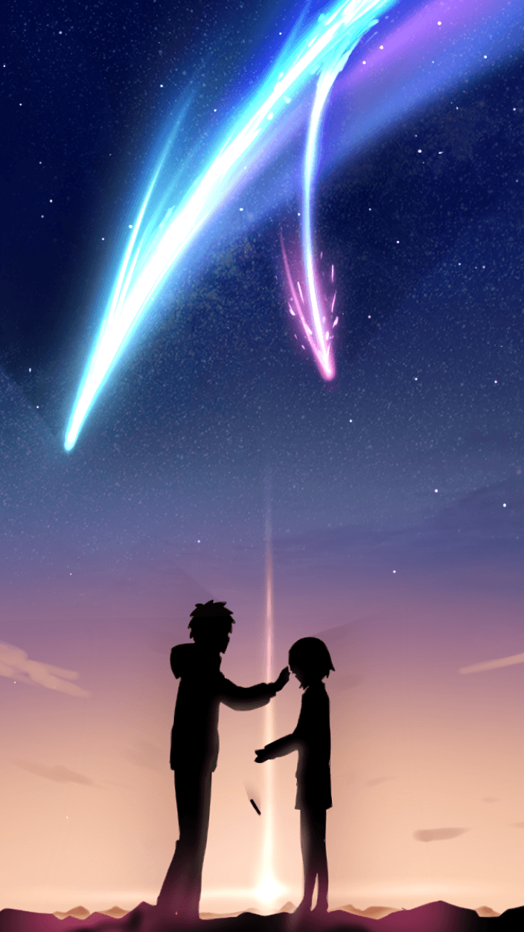 Your Name Phone Wallpapers - Wallpaper Cave