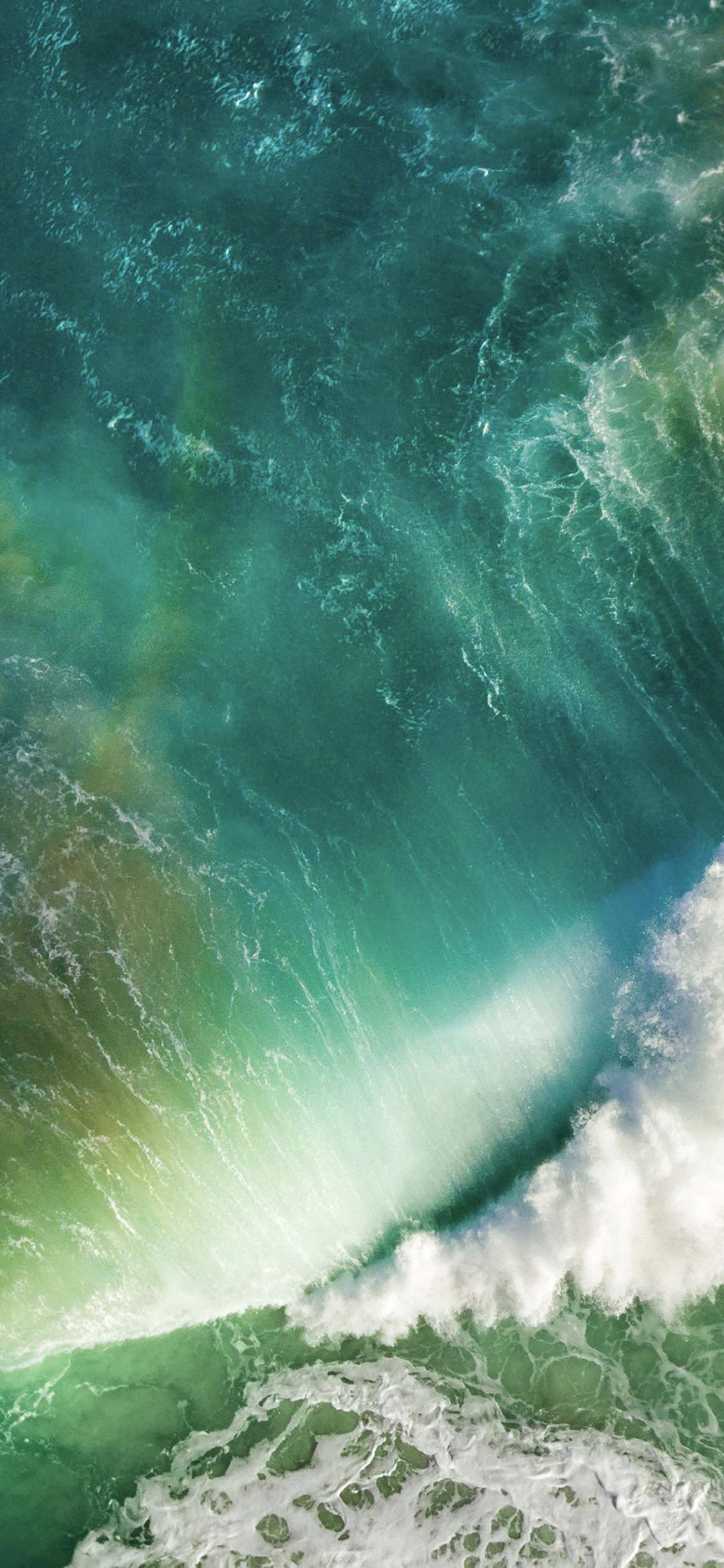 iPhone X Sea Wallpapers - Wallpaper Cave