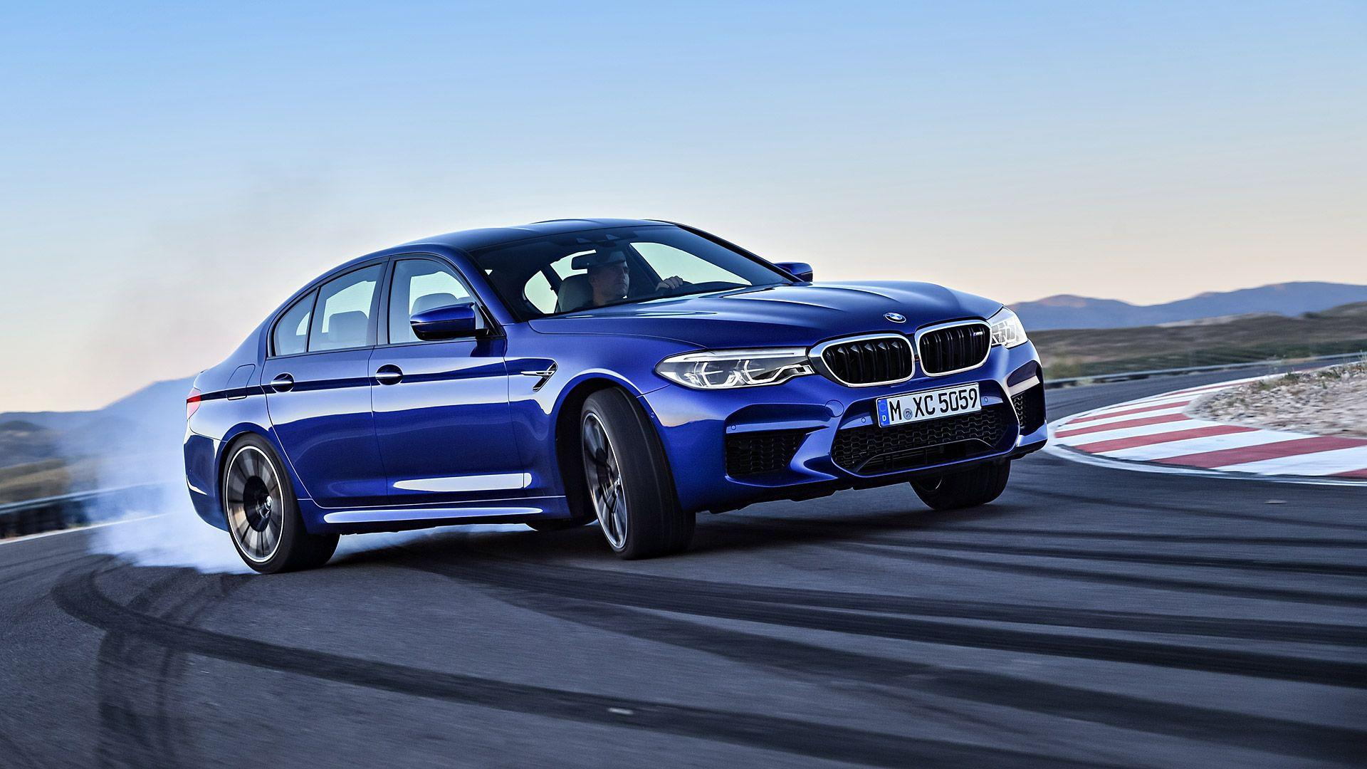 Bmw M5 F90 Wallpapers Wallpaper Cave
