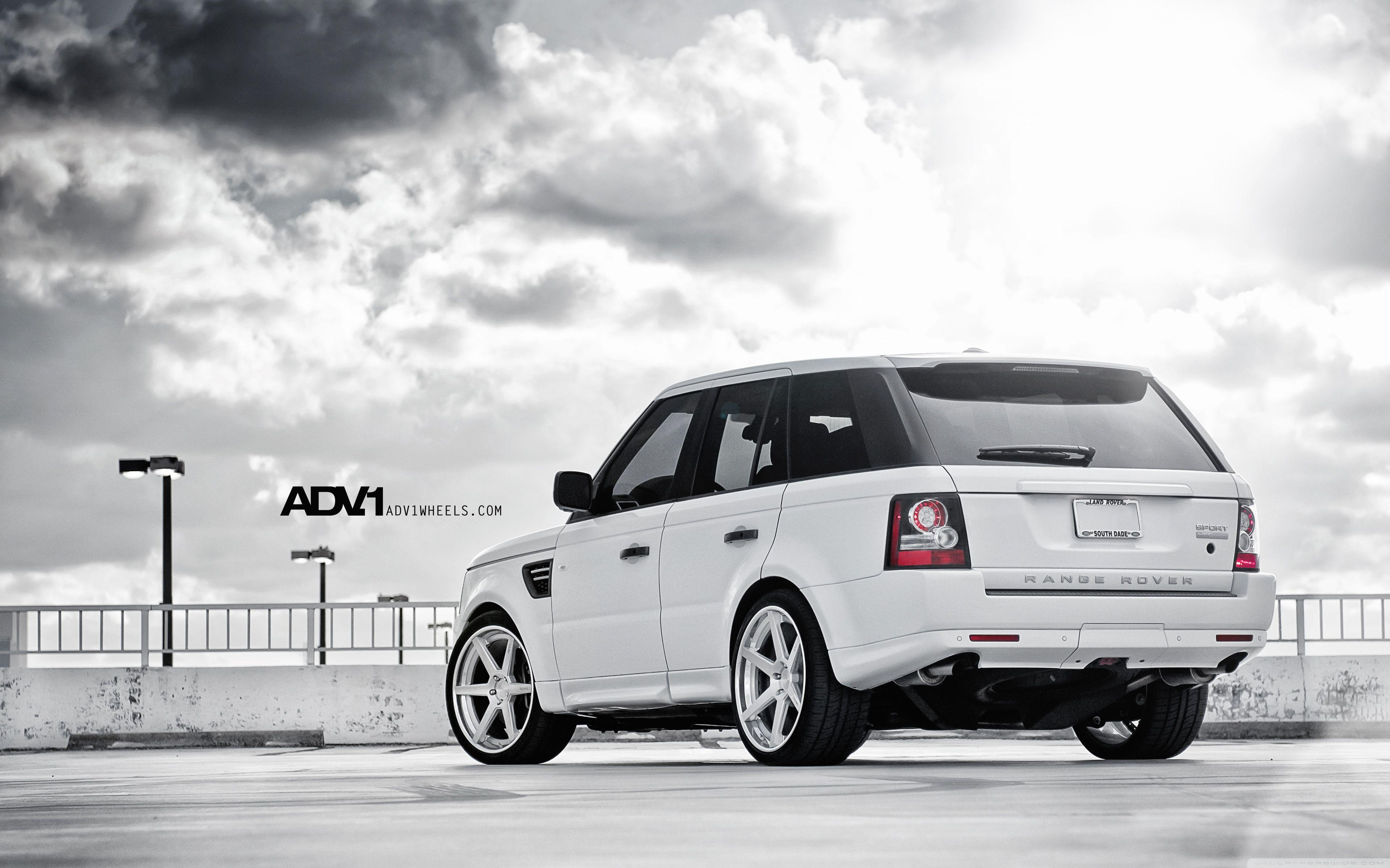 ADV.1 Range Rover HD desktop wallpaper : High Definition : Mobile