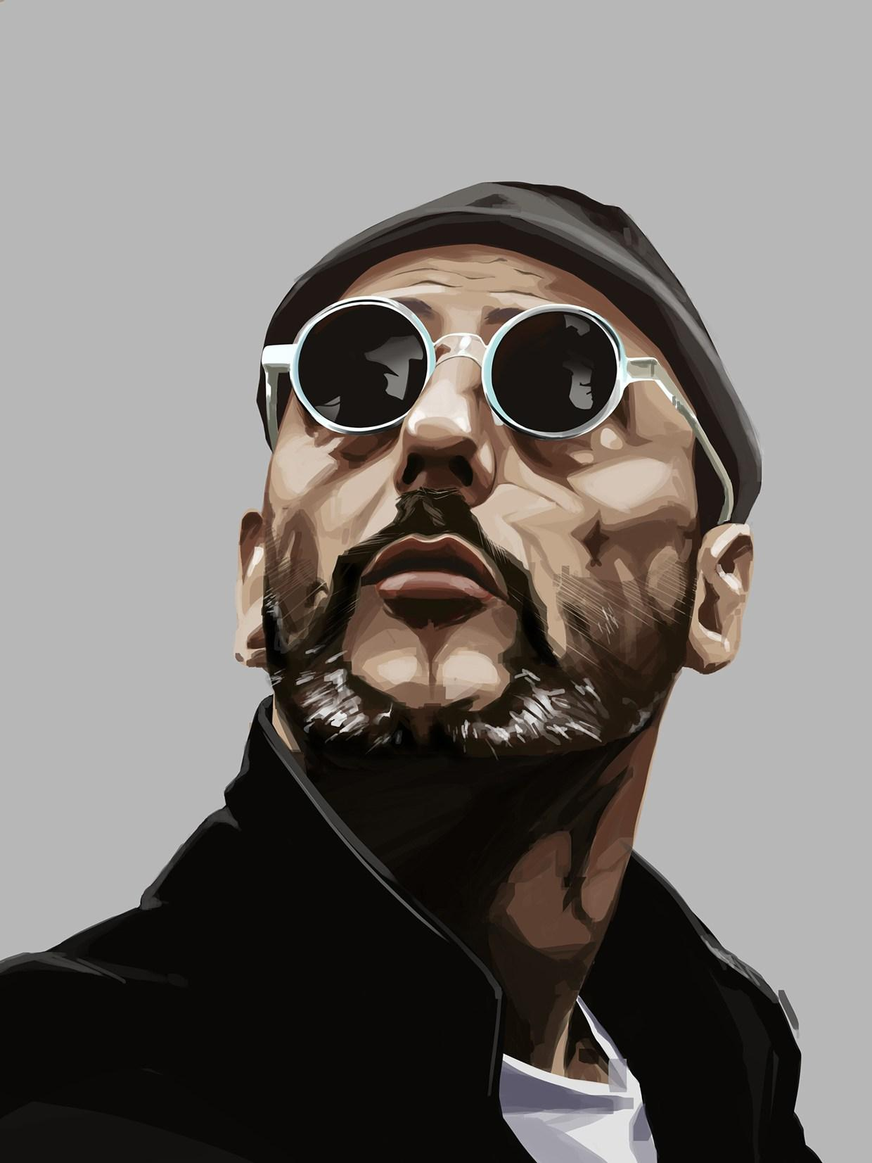 Leon The Professional Phone Wallpapers Wallpaper Cave