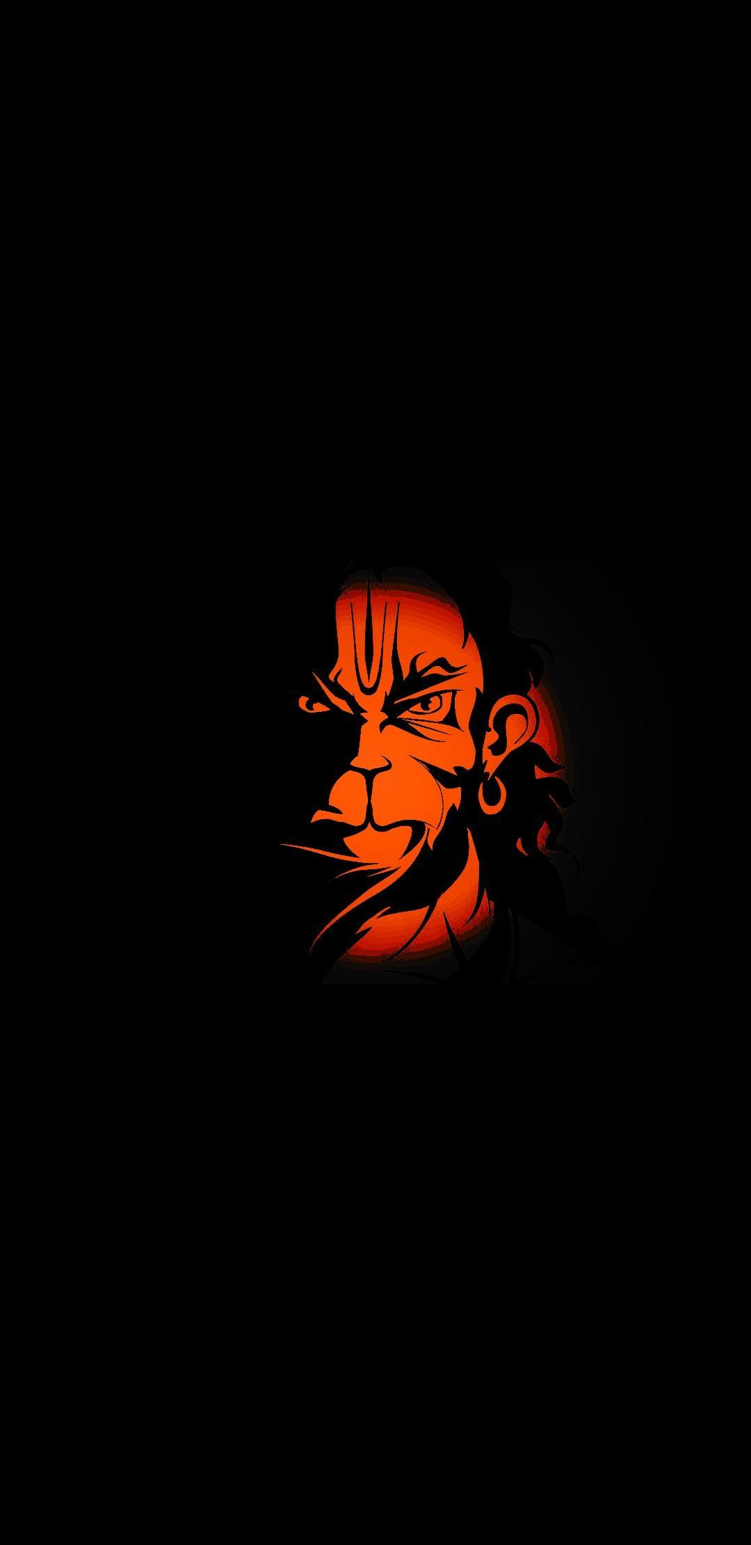God Hanuman Hd Amoled Wallpapers Wallpaper Cave