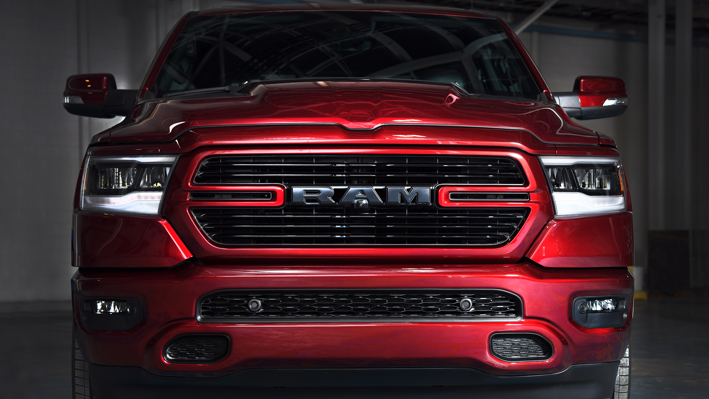 Ram 1500 Truck Desktop Wallpapers Wallpaper Cave