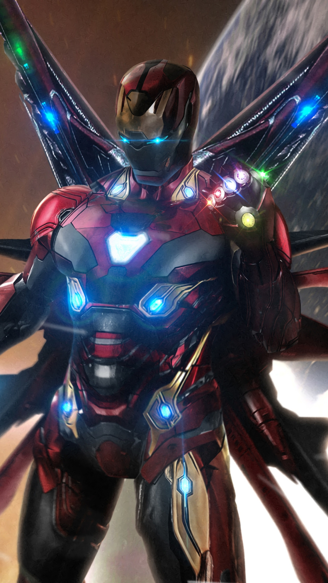 Iron Man 4k Mobile Endgame Wallpapers Wallpaper Cave
