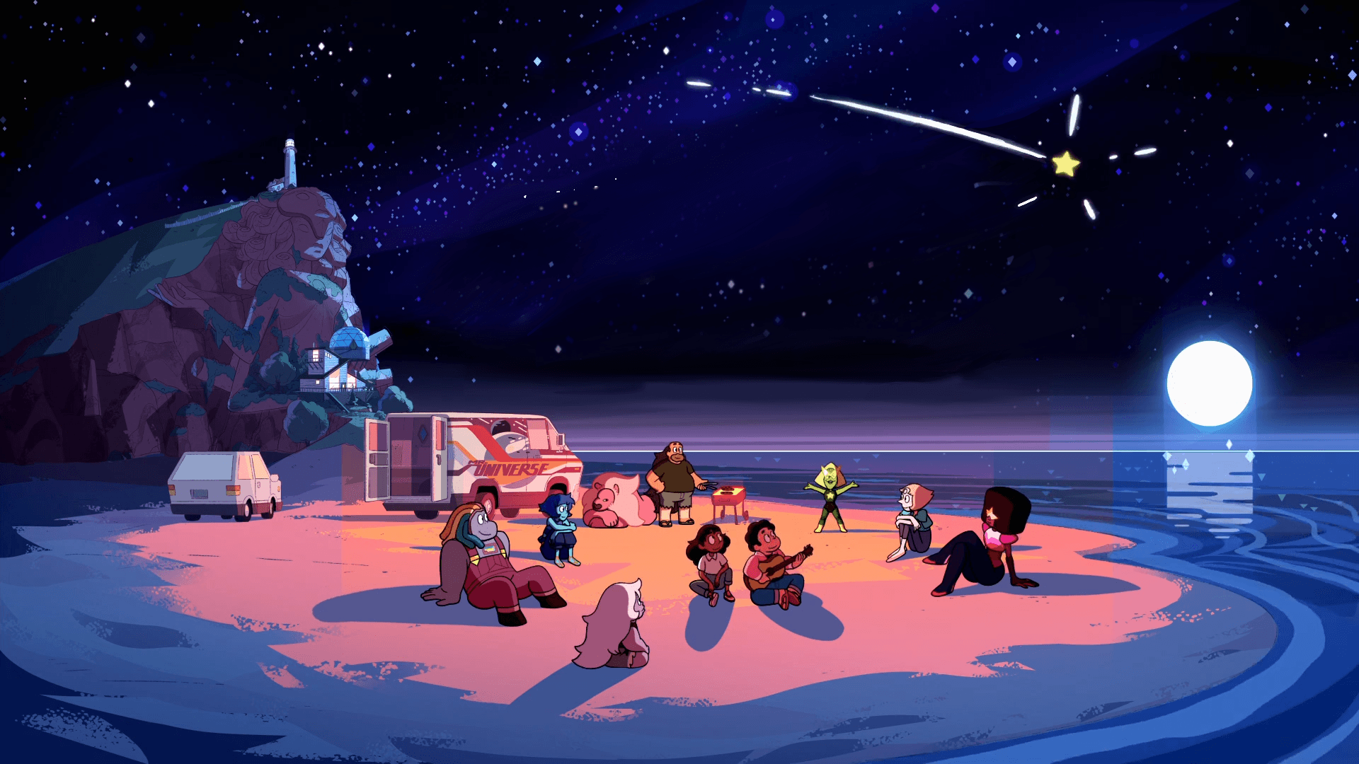 Steven Universe Future, masked wallpapers