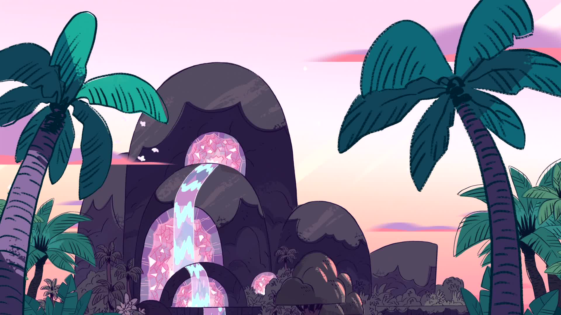 Some Steven Universe Backgrounds