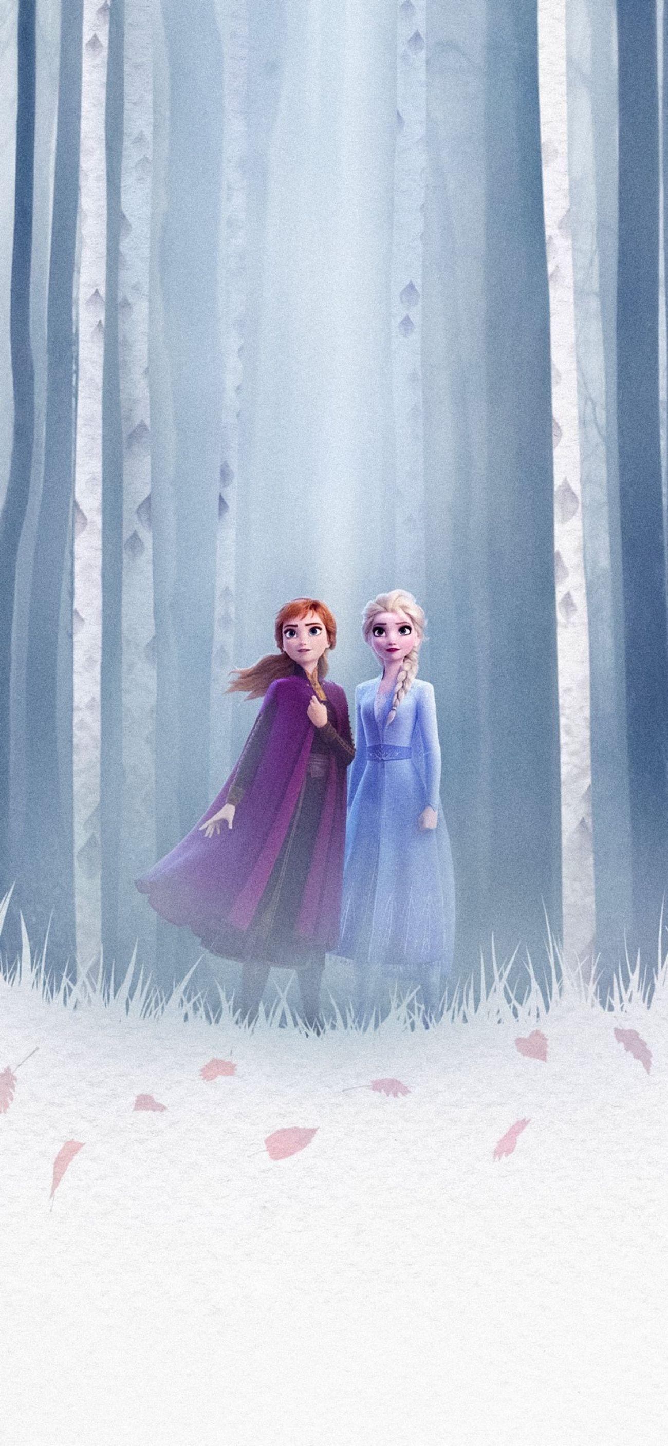 Frozen 2 iPhone Hd Wallpapers - Wallpaper Cave
