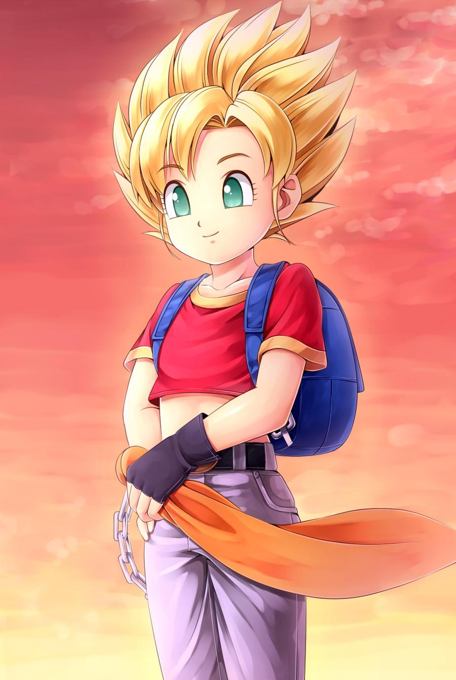 Dragon Ball (Pan) - Minitokyo