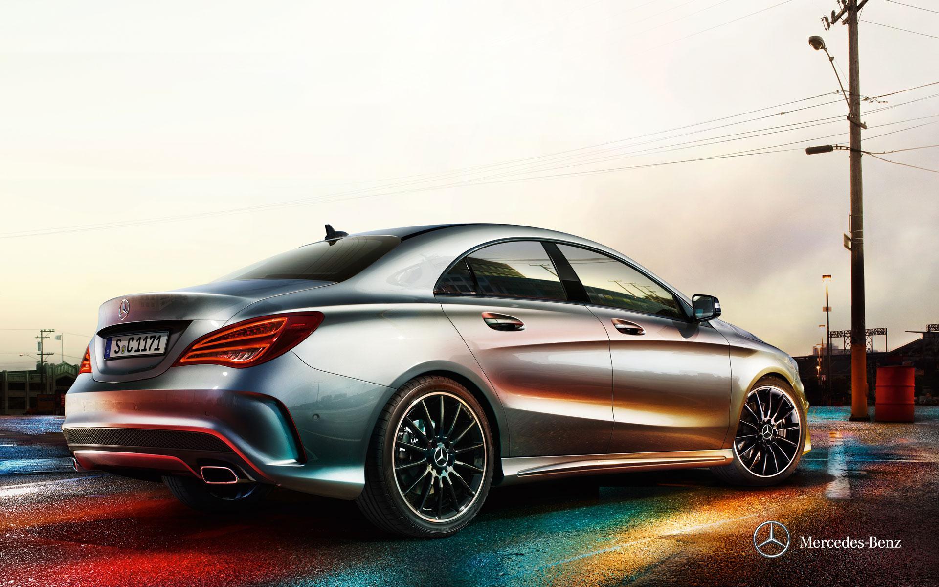 Mercedes Benz CLA 200 Wallpapers - Wallpaper Cave