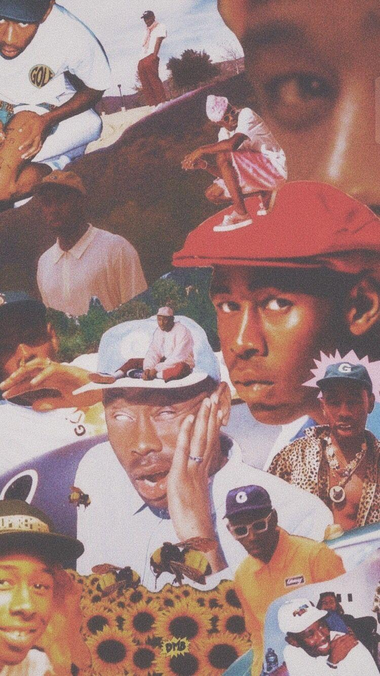 Cool Aesthetic Of Rappers Wallpapers Wallpaper Cave