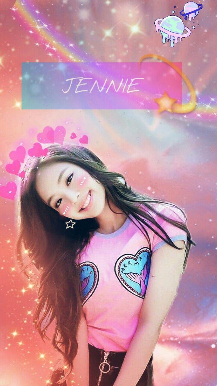 Jennie Chibi Blackpink