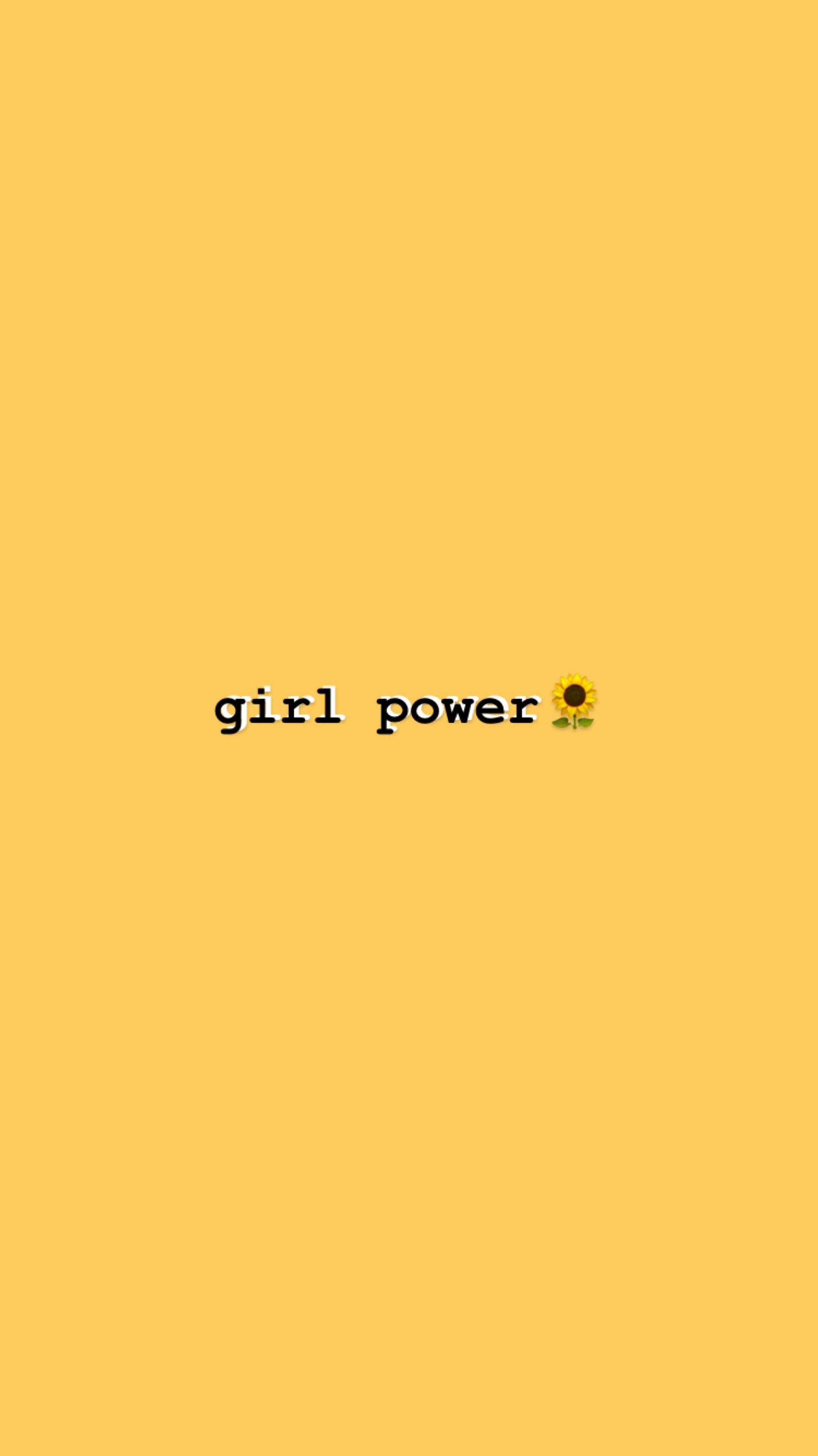 Featured image of post Cute Wallpapers For Girls Aesthetic Yellow