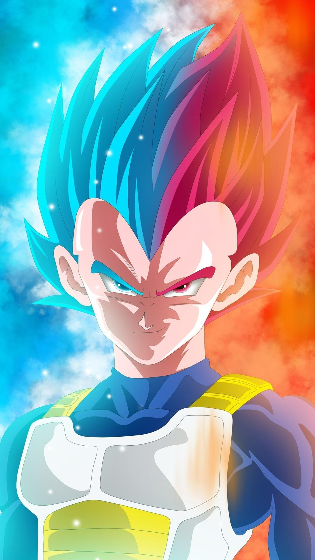Goku And Vegeta Phone Wallpapers Wallpaper Cave