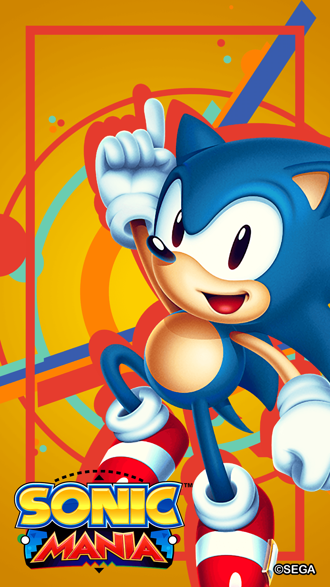 Sonic Mania Android Wallpapers - Wallpaper Cave