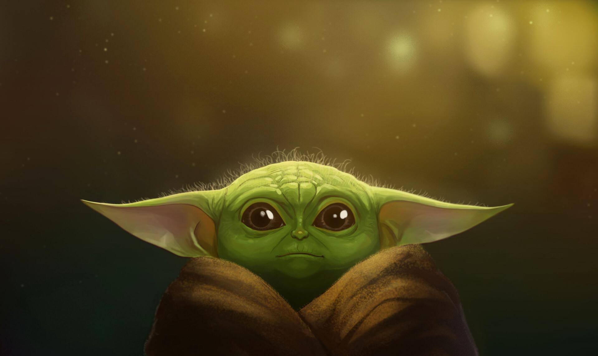 Baby Yoda HD Wallpapers - Wallpaper Cave