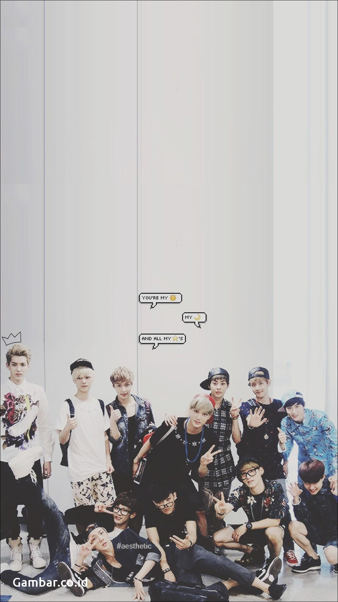 Aesthetic Exo Wallpapers Wallpaper Cave