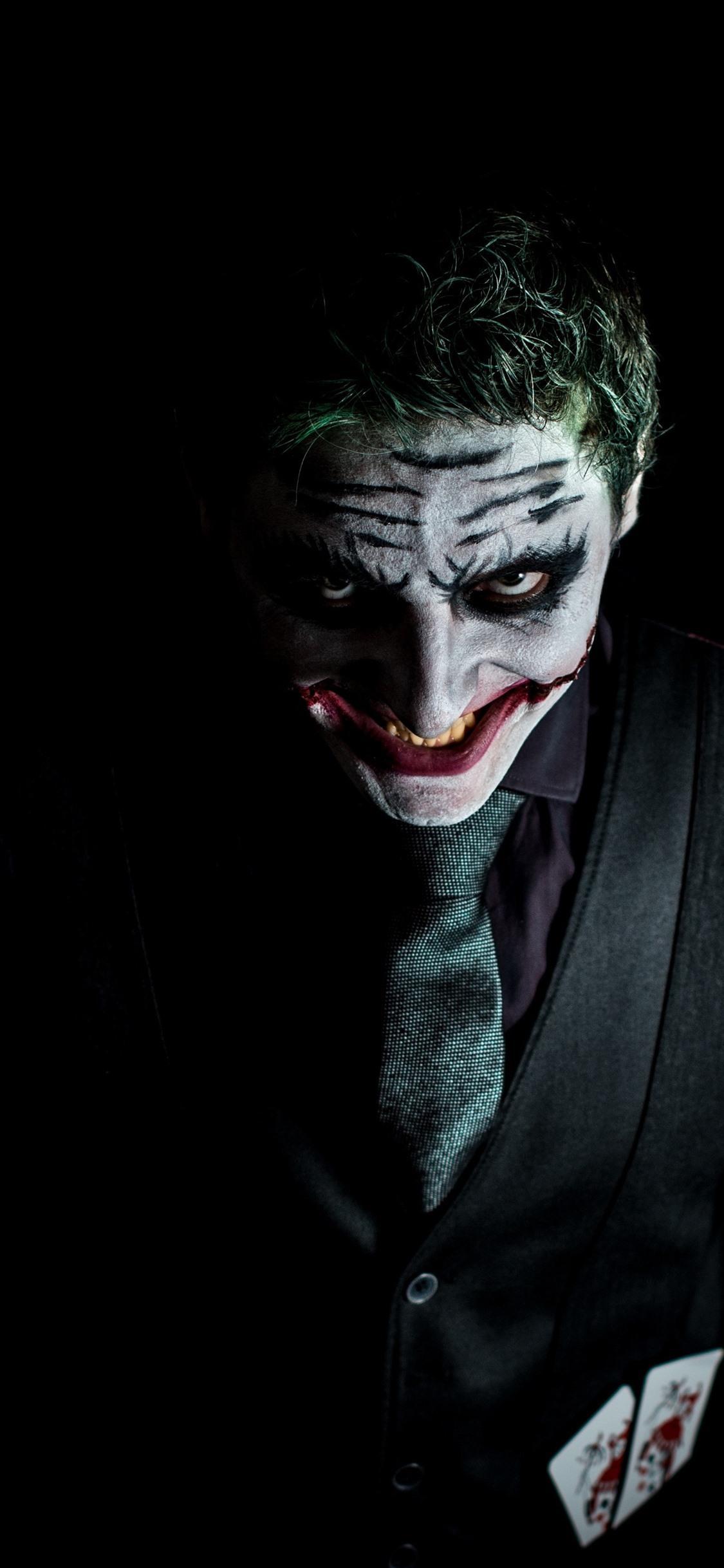 Iphone 11 Pro Joker Wallpapers Wallpaper Cave