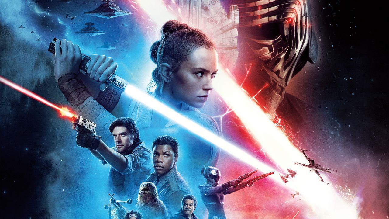 Star Wars The Rise Of Skywalker 2019 Rey Wallpapers ...