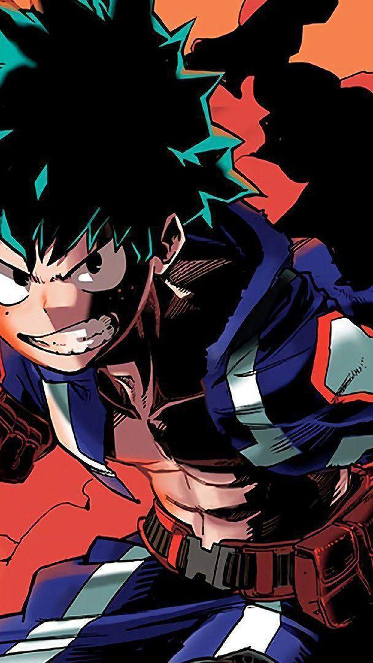 Stunning My Hero Academia Phone Wallpapers image For Free
