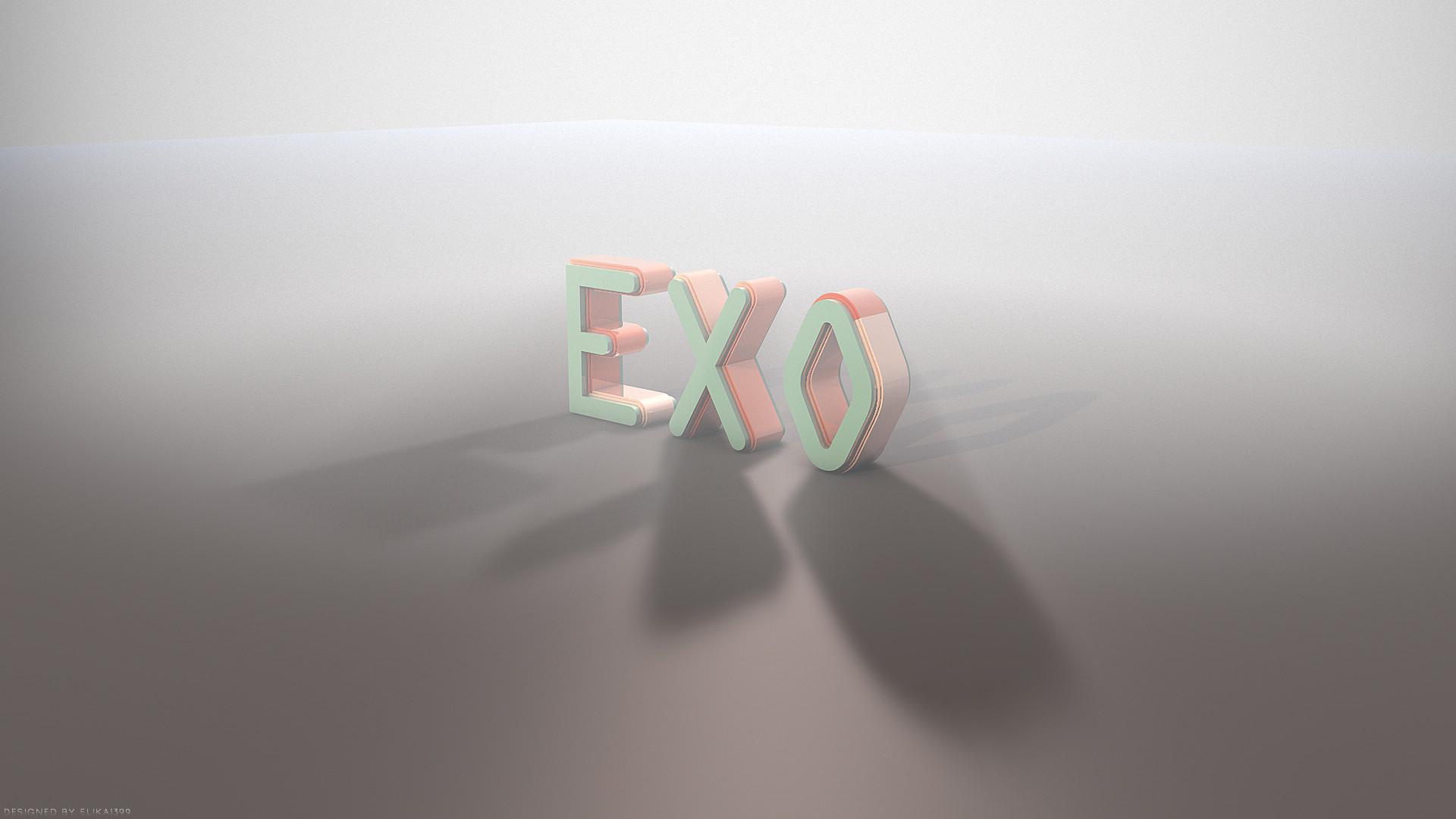 Exo Aesthetic Wallpaper Desktop Exo 2020