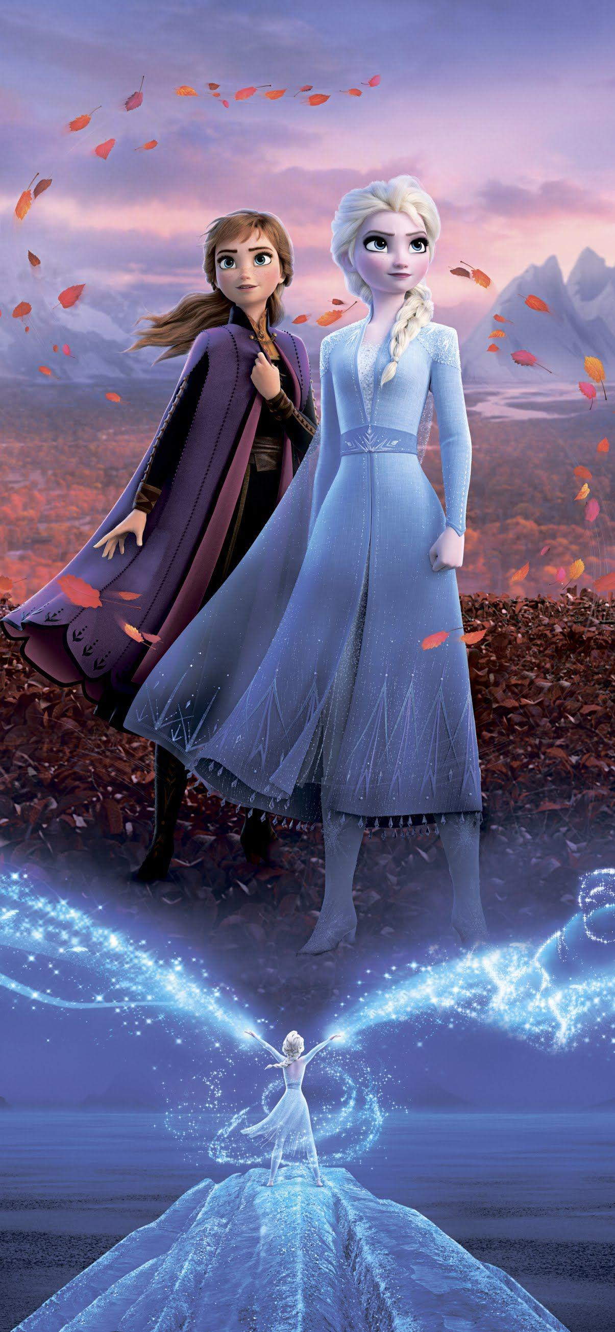 Frozen 2 Android Wallpapers Wallpaper Cave