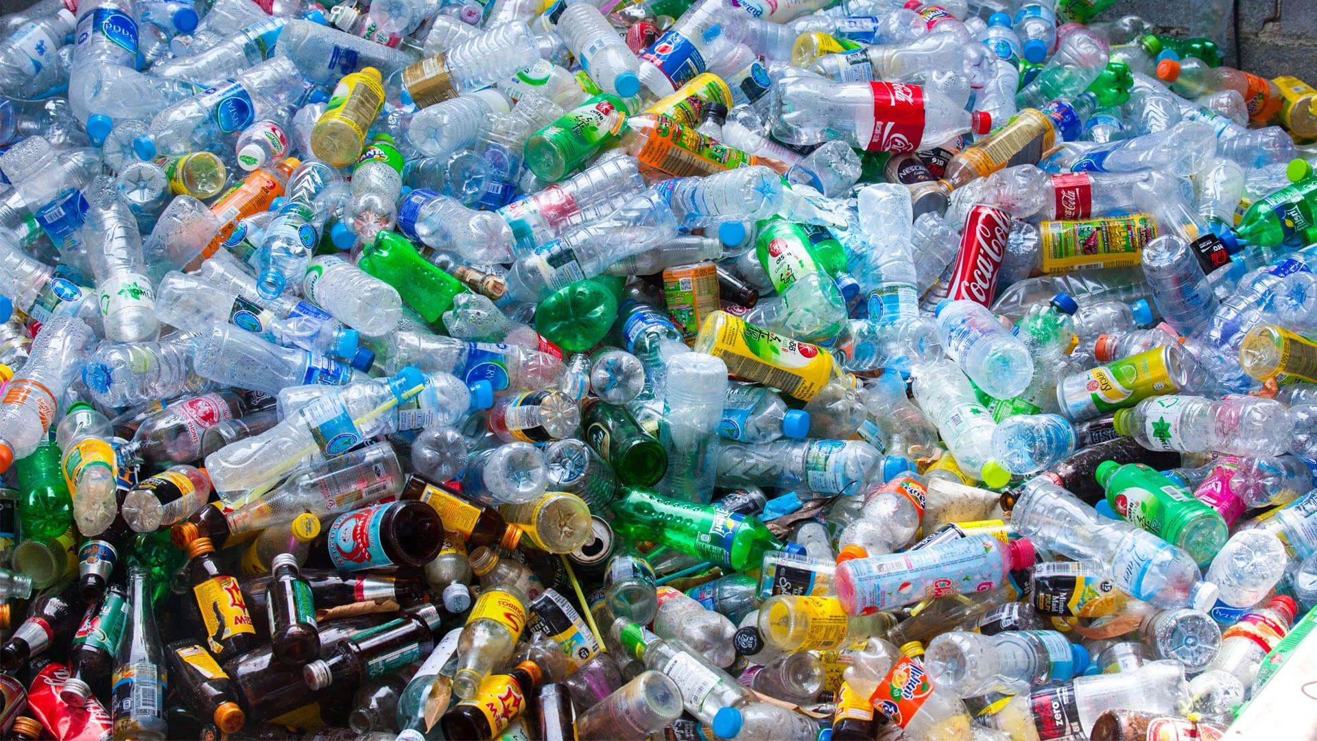 Plastic pollution: the UK industrial strategy innovations